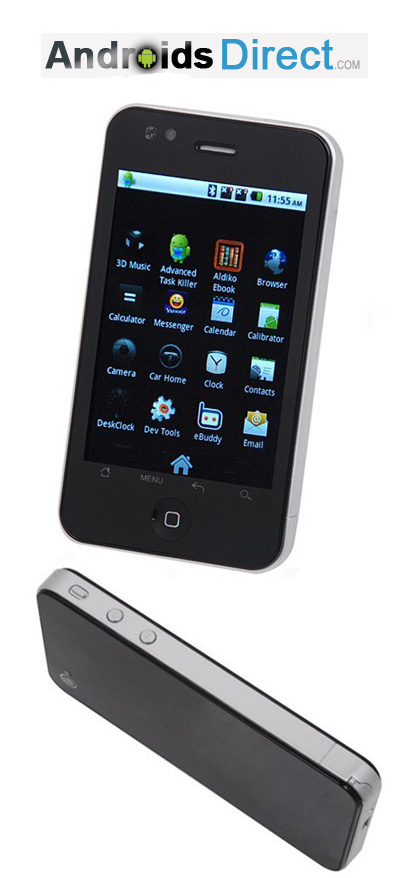 A738 Androids Mobile Phone 2.2+Dual sim TV WIFI GPS 3.5